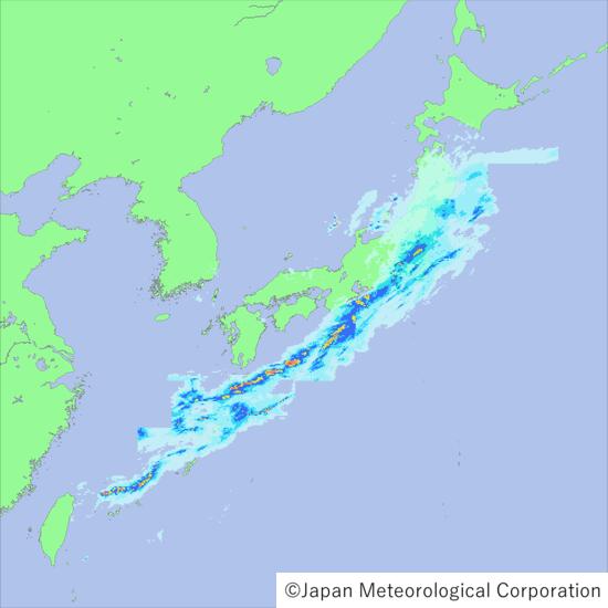 気象庁 解析 雨量